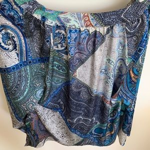 Chico's blouse size 2